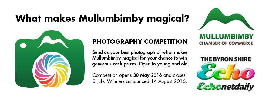 Magical Mullumbimby Photography Competition