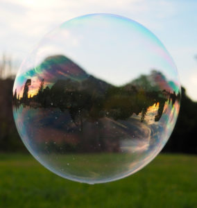 Inside a Bubble by Jules Tait. Creative / Arty - Youth