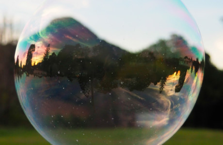 Inside a Bubble by Jules Tait. Creative / Arty – Youth